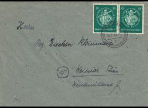 1944: MeF Stuttgart nach Weimar