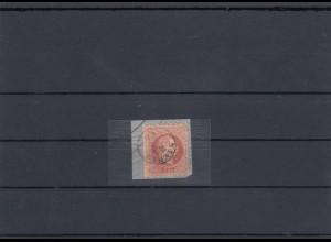 Briefmarke 1868, Niem F.S., 3x Bö