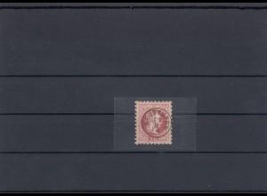 Briefmarke 1870, Neustupow, 3x Bi