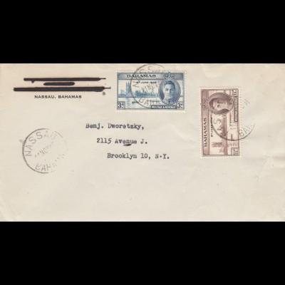 Bahamas: Nassau 1940 to Brooklyn