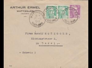 1948: Wattwiller to Basel