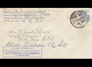 Monterrey 1921 to New Orleans