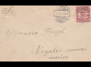letter 1914: Sonora to Nogales
