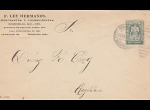 letter Hermosillo to Magdalena