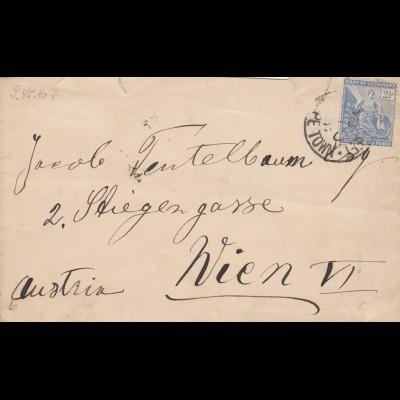 1905: Capetown to Wien