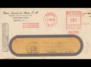 1938: Mexico to Nuevo Laredo