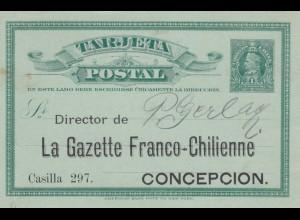 1913: post card Concepcion