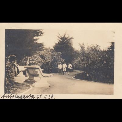 1929: Antofagasta, post card to Bremen/Germany