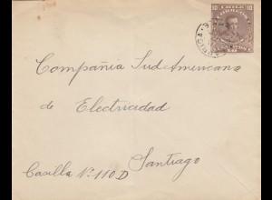 1914: letter to Santiago