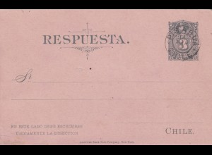 1895: post card Pisagua
