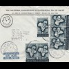 5x covers, air Mail, Cairo to England
