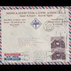 1960 air mail Cairo to Middlesex/Twickenham
