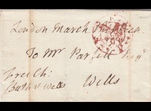 London 1795 to Wells, free