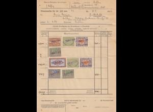 Steuermarken 1923