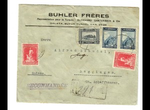Galata, Buyuk 1930 to Beggingen, registered