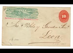 Wells Fargo 1889 to Leon