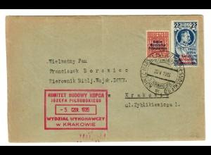 Brief aus Krakau 1935