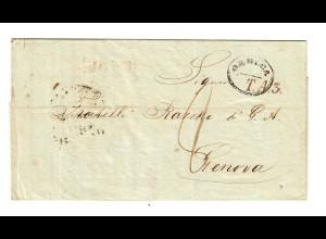 Rus: 1851: Odessa nach Genua