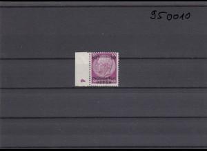 GG: Generalgouvernement MiNr. 11, ** postfrisch, mit verschobenem Aufdruck