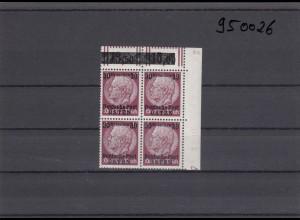 GG: Generalgouvernement MiNr. 7, postfrisch, **, Nummern am rechten Rand