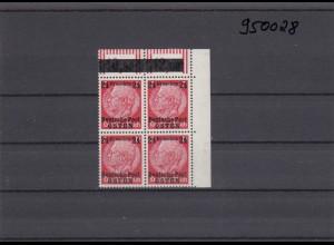 GG: Generalgouvernement MiNr. 6, postfrisch, **, Nummern am rechten Rand