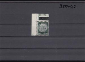 GG: Generalgouvernement MiNr. 3, **, postfrisch, DKZ 18L2b