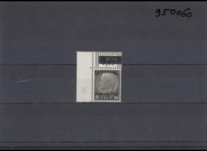 GG: Generalgouvernement MiNr. 10, **, postfrisch, Reihenzähler 10