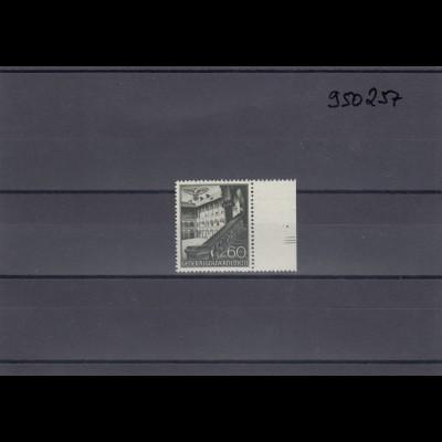 GG Generalgouvernement MiNr. 48, **, Seitenrand Sektor IIII