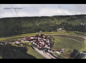 Ansichtskarte Donautal Beuron