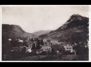 post card Salins-Les-Bains, Vue générale