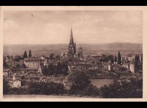post card Autun Antique