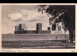 Ansichtskarte Tannenberg Denkmal