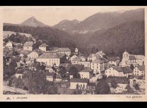 post card Jougne
