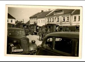 Frankreich 4.5.1942; Magistrat Kr. Vol. Miasta (denke eher Russland)