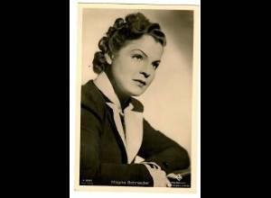 Postkarte Magda Schneider, Ufa Karte, ca. 1937/38