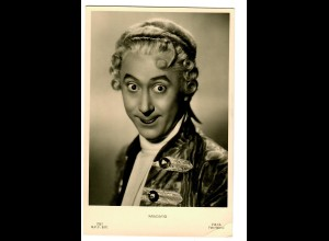 Postkarte Macario, Firence ca. 1937/38
