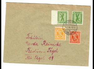 Berlin Hermsdorf 1946 nach Tegel