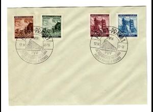 Prag: 1941 Die Post in Verkehr und Technik