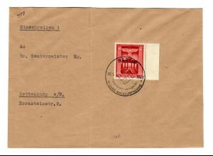 Berlin: Sonderstempel 30.1.1943: 10 Jahre Machtübernahme