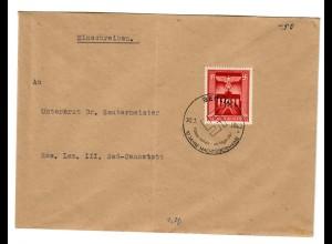 Berlin: 10 Jahre Machtübernahme 1943