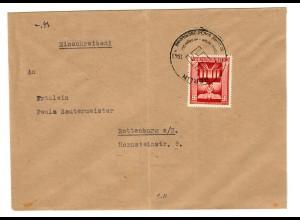 Berlin: 10 Jahre Machtübernahme 1943 Stempel b