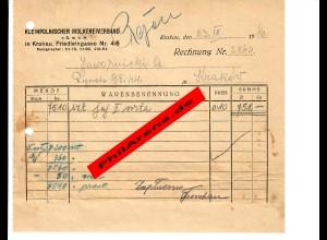 GG: Kleinpolnischer Molkereiverband Krakau 1940