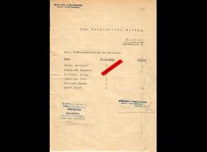 GG: Krakau 1944 Anforderung für Ernährungssicherung