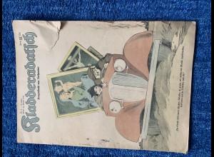 Zeitschrift: Kladderadatsch: 12.2.1939