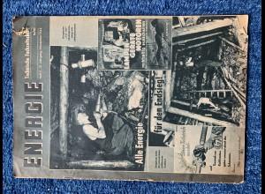 Energie: Techn. Fachzeitschrift November1942