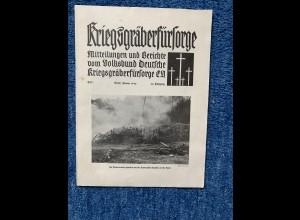 GG: Kriegsgräberfürsorge Januar 1940, Fürsorge in Polen, viele Bilder