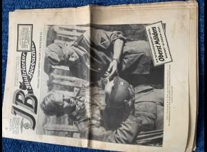 GG: IB: Illustrierter Beobachter, 14.8.1941, Mölders etc.