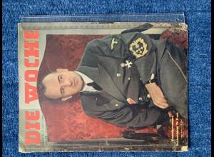 GG: Zeitschrift: Die Woche mit Generalgouverneuer Dr. Hans Frank 1941