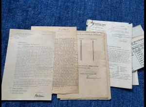 GG: Unterlagen zum Salzmonopol im Generalgouvernement, Bochnia, Wieliczka