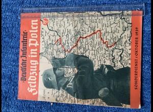 GG: Deutsche Infanterie: Feldzug in Polen: Sonderdienst Oktober 1939